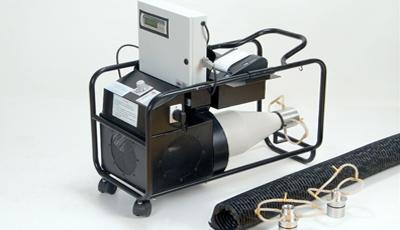 duct testing machine